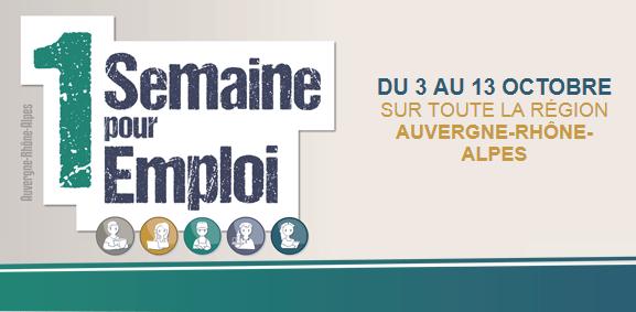 1 semaine 1 emploi St_Etienne