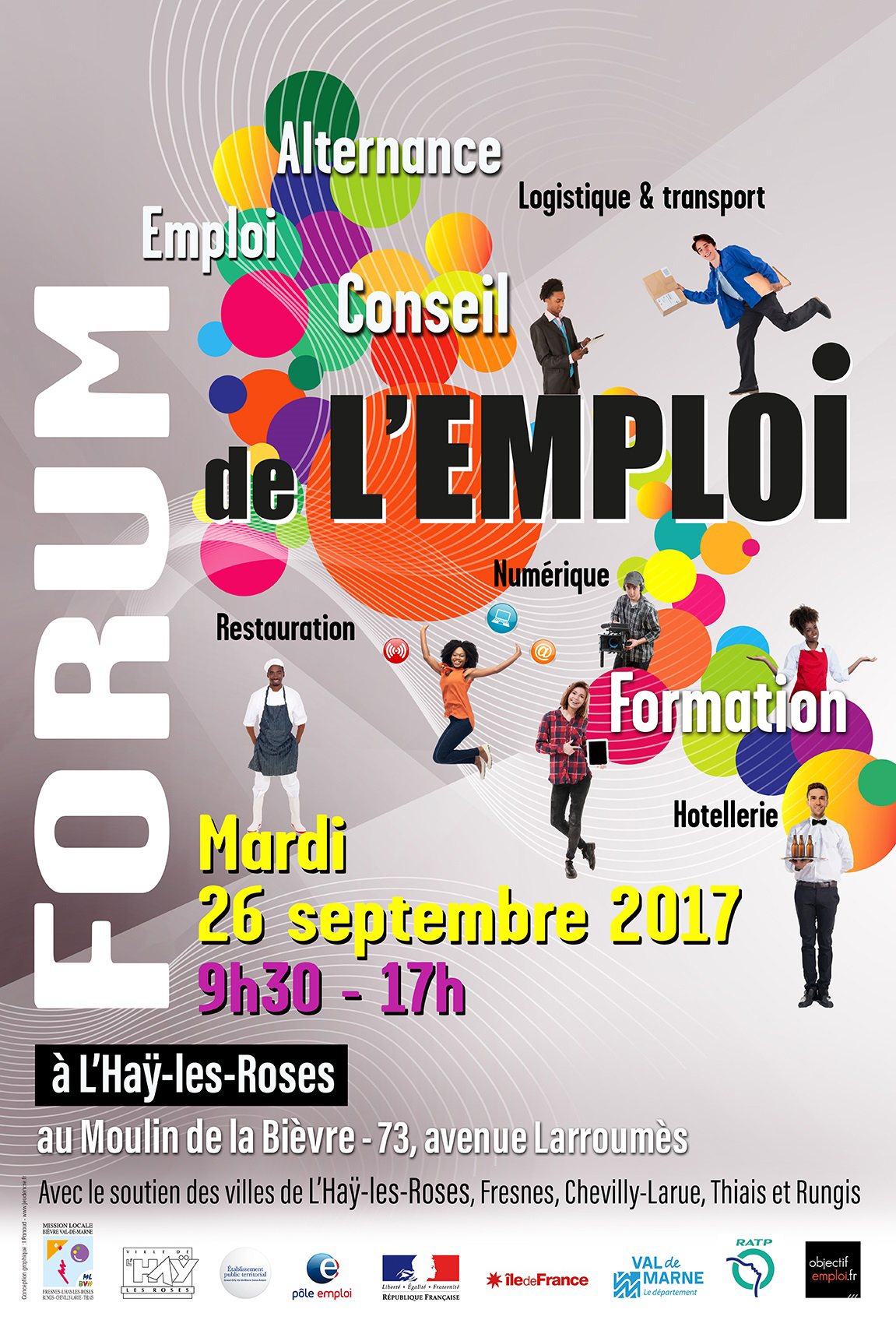 forum emploi l'Hay-les-roses