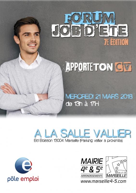 Job rencontres marseille 2018